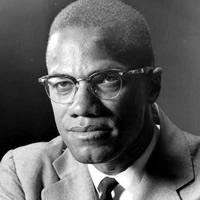 Malcolm X�Making