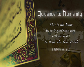 The Holy Quran, the final Book