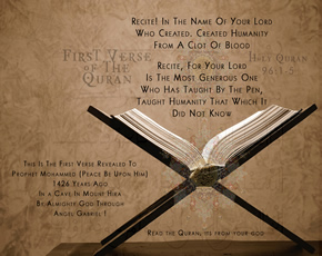 Authenticity of the Holy Quran